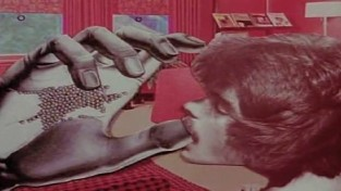"Still from ""Downs Are Feminine"" by Lewis Klahr"