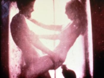 "Still from ""Fuses"" by Carolee Schneemann"