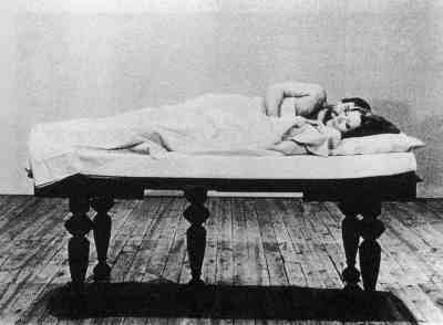 """Film still from """"A Film About A Woman Who..."""" by Yvonne Rainer"""