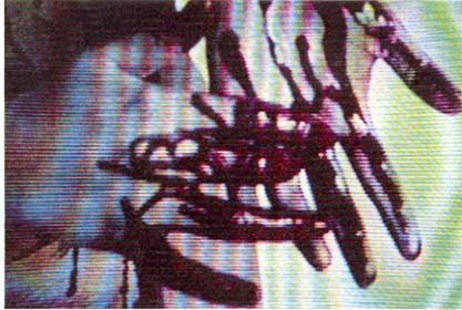 """Still from """"Life Lines/Líneas de Vida"""" by Tatiana Parcero"""