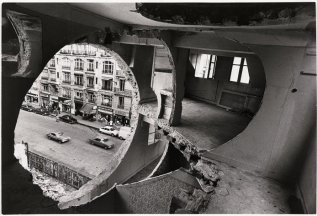 """Conical Intersect"" by Gordon Matta-Clark"