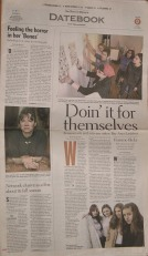 San Francisco Chronicle on Ladyfest