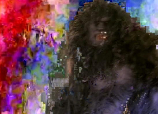 """Monster Movie"" by Takeshi Murata"