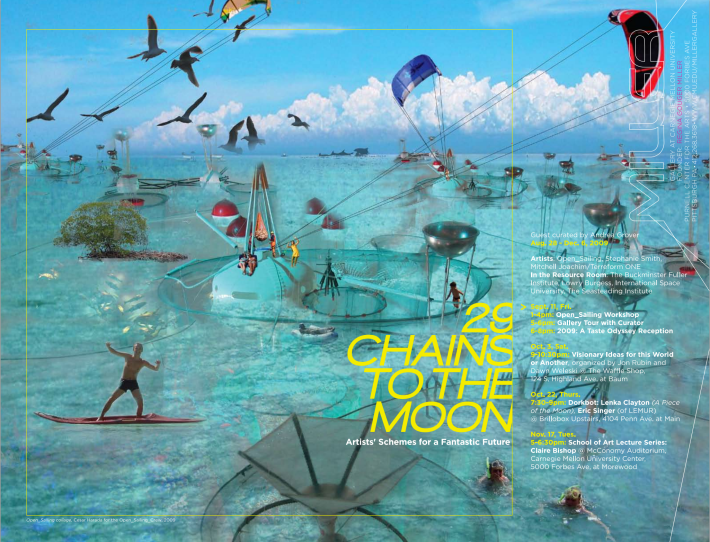 29 Chains to the Moon poster
