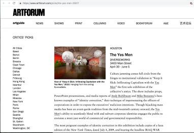 "Artforum Critic's Pick: ""Keep It Slick"""