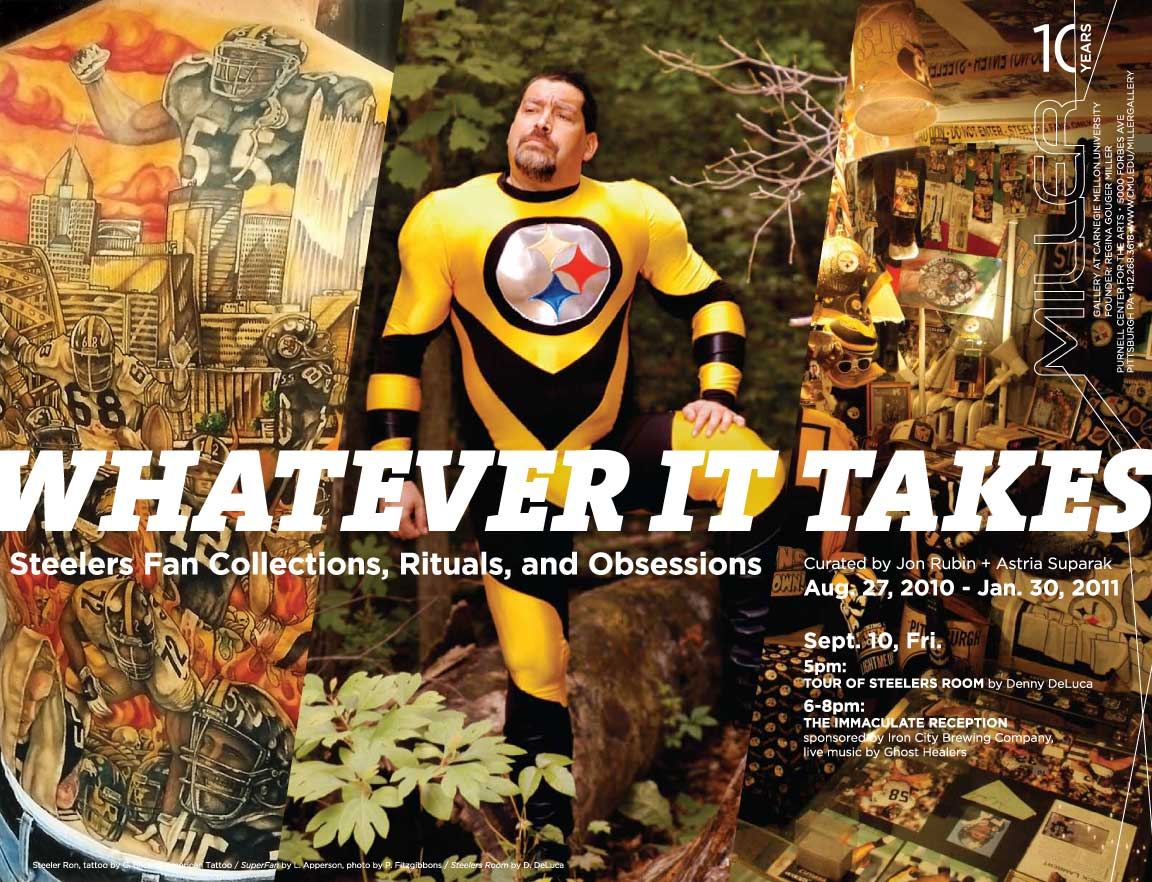 Whatever It Takes Poster