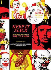 Yes Men Activity Book