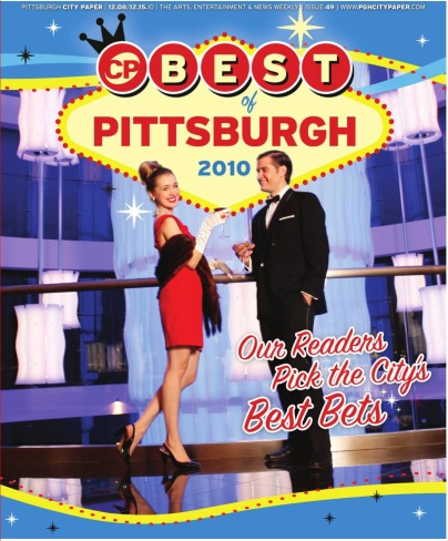 Pittsburgh City Paper's Best of Pittsburgh issue