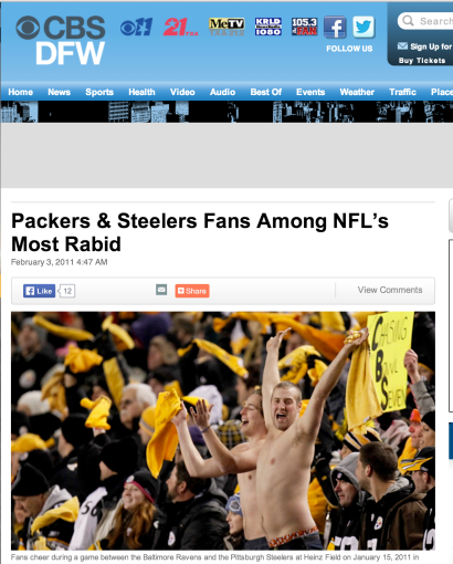 CBS-DFW_Steelers-fans-rabid