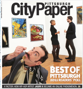 "City Paper's ""Best of Pittsburgh 2011"""