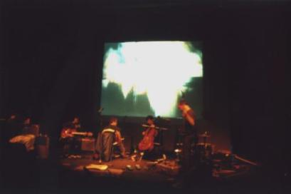 Boxhead Ensemble at Cube Cinema
