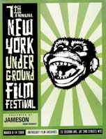 2000 NYUFF catalogue cover