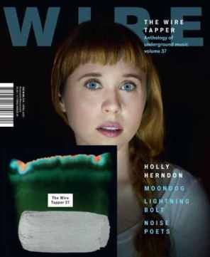 The Wire cover, April 2015 issue