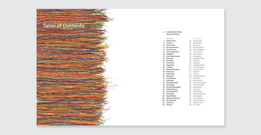 Table of Contents, Queer Threads