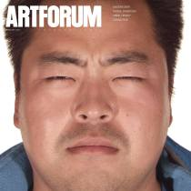Artforum cover, February 2017