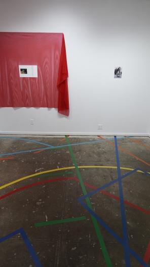 Installation view of Winningest.