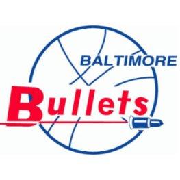 1963-68 - Baltimore Bullets logo