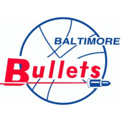 1963-68 - Baltimore Bullets logo