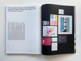The Museum Is Not Enough (CCA/Sternberg Press, 2019). Pages 166-167.