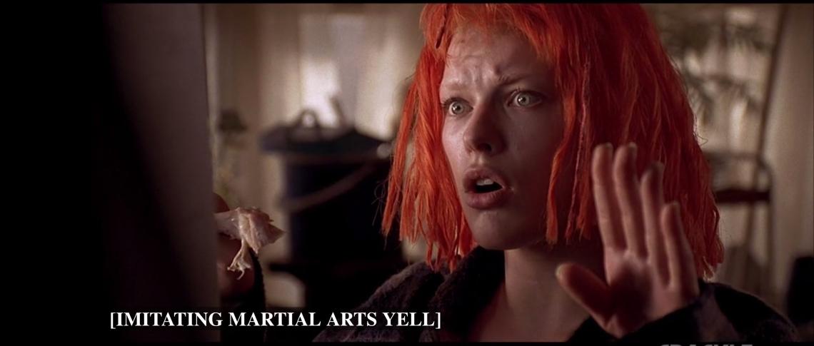 F2) FE_martial-arts_yell