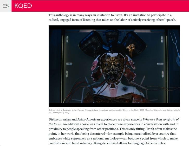 KQED_Lotus-review_GITS-geisha-bot-face_Suparak